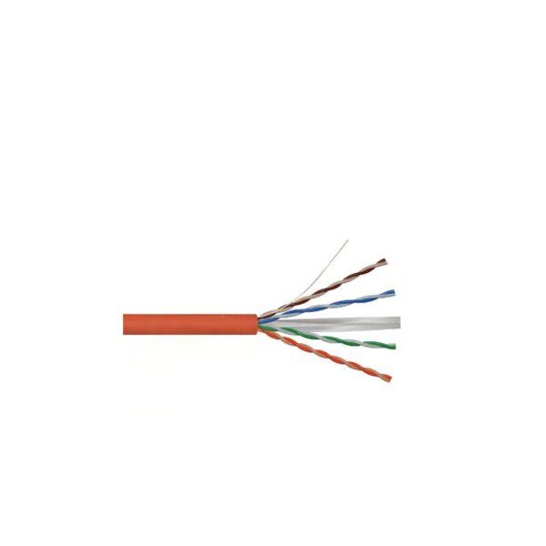 کابل شبکه Cat6 UTP حلقه ای نگزنس (CCA)