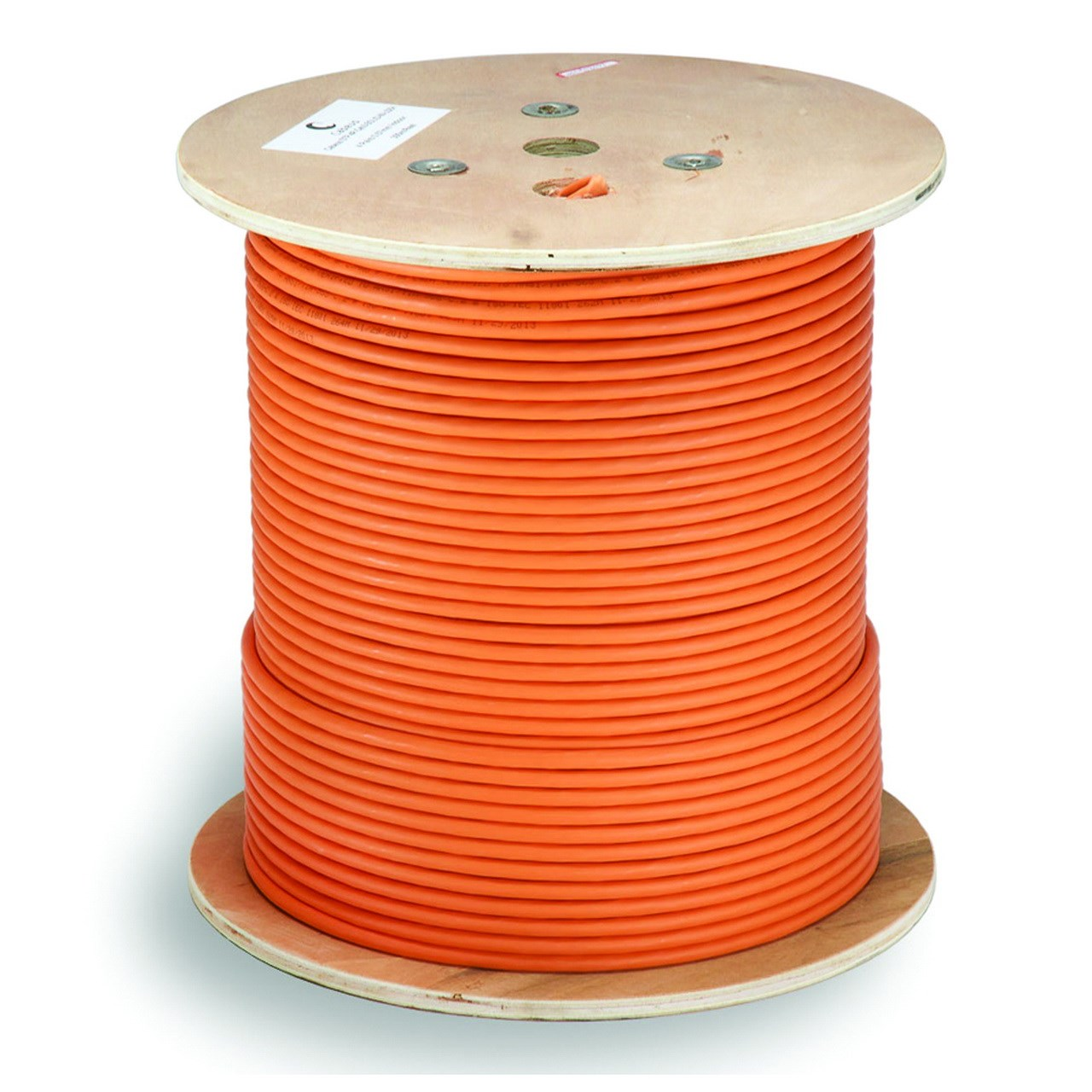 کابل شبکه Cat6 UTP CCC حلقه ای